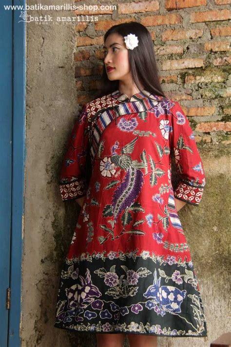Batik Wonogiren batik amarillis s joyluck dress 2014 made with batik