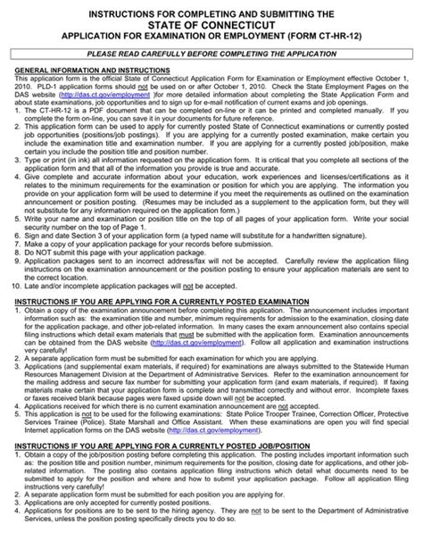 section 8 ct application download state of connecticut application for examination
