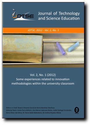 design technology education journal printed edition journal of technology and science