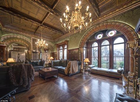grand designs gothic house is this hstead flat the most opulent in britain daily mail online