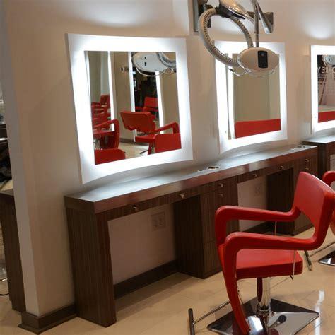 mirror image salon curve salon mirror salon mirror salon furniture