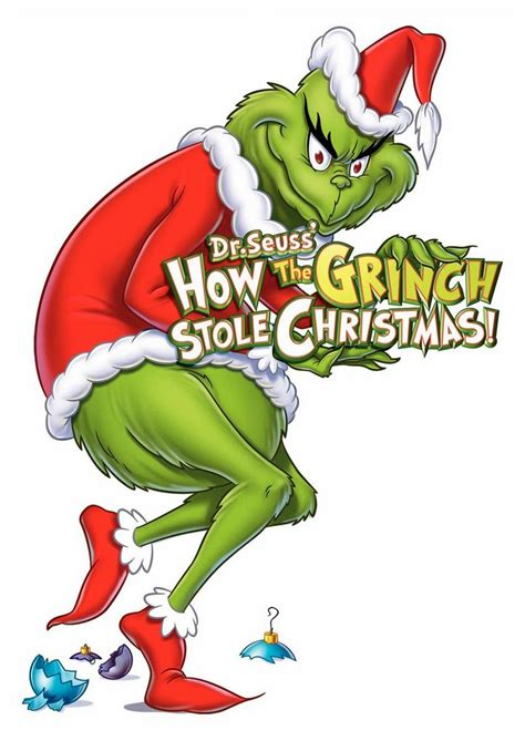 How The Grinch Stole - experimental theology december 2014
