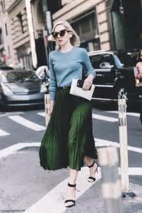 Wool Duvet Canada New York Fashion Week Spring Summer 2016 Street Style