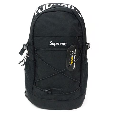 supreme backpack palm nut rakuten global market domestic genuine supreme