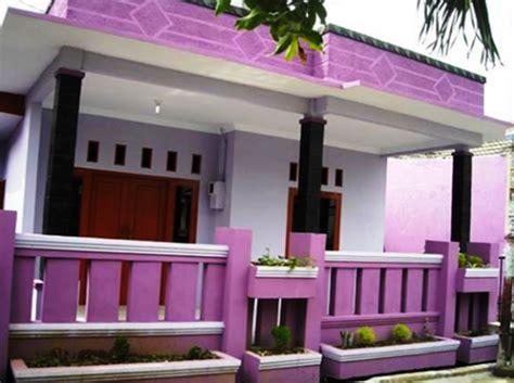 kombinasi warna ungu desainrumahidcom