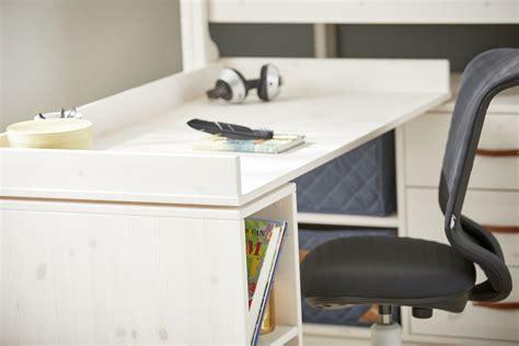 letto soppalco scrivania letto a soppalco con scrivania rotante e cassettiera study