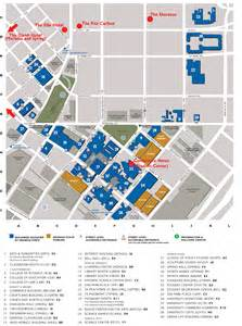 Georgia State Campus Map by Fur Xv International Conference