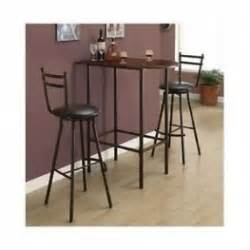 high pub table and chairs foter