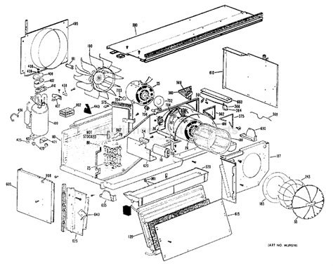 parts of a central air conditioner diagram central air conditioner parts diagram