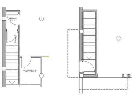 vestibulo garaje cpi 96 considerar escalera como vest 237 bulo de