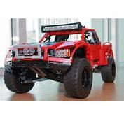 LEGO MOC 3662 Baja Trophy Truck With SBrick Technic 2015