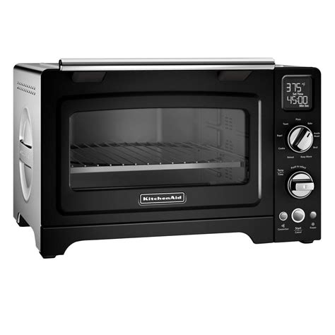 Kitchenaid 12 In Countertop Convection Oven by Kitchenaid Onyx Black Convection Toaster Oven Kco275ob