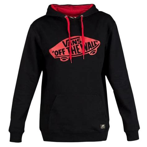 Hoodie Sweater Jumper Vans Of The Wall vans the wall fleece hoodie winter 2013 chain reaction cycles