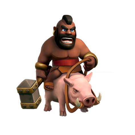 coc hog rider related keywords suggestions for hog rider wallpaper
