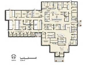 Clinic Floor Plan Exles Floor Plan 2013 Veterinary Hospital Of The Year