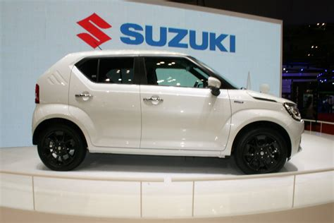New Suzuki Ignis All New Suzuki Ignis Compact Crossover Debuts At Tokyo