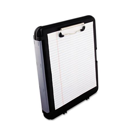 saunders office furniture saunders 552 workmate ii storage clipboard 1 2 quot capacity