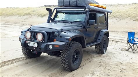 Jeep Ls S 2009 Ls V8 Powered Jeep Wrangler Custom Loaded 4x4