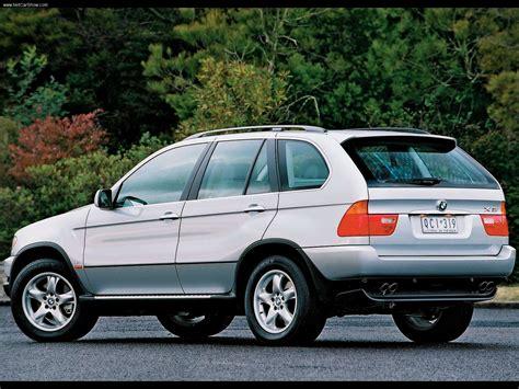 BMW X5 (1999)   Rear Angle   41 of 46, 1600x1200