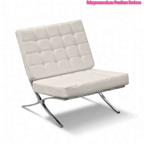 White Leather Chairs For Living Room White Leather Living Room Chairs Modern House