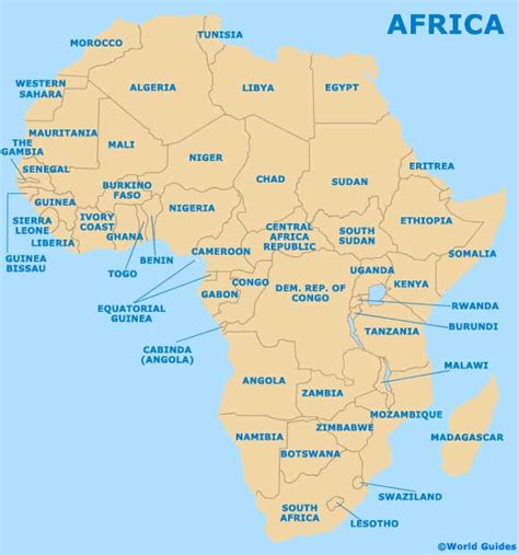 continent of africa map cape town maps and orientation cape town western cape