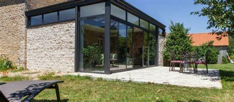 Modele De Veranda Moderne by V 233 Randa Alu Avantages Et Top 5 Des Fabricants Archzine Fr