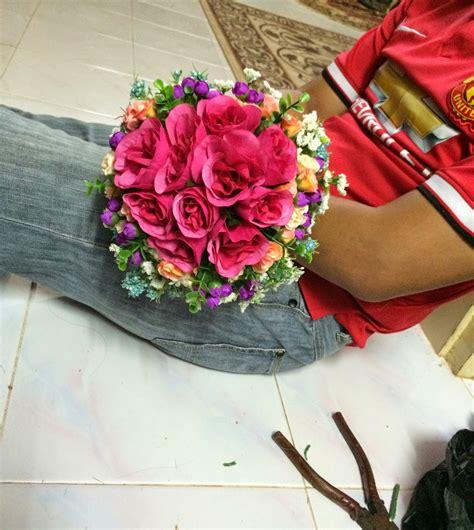 Bunga Handbouquet 16 tips diy handbouquet bunga tangan yang murah dan jimat