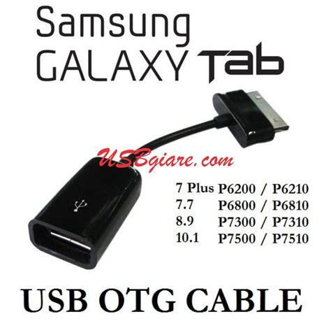 Kabel Cable Otg Samsung Tablet P1000 c 193 p usb otg cho samsung galaxy tab