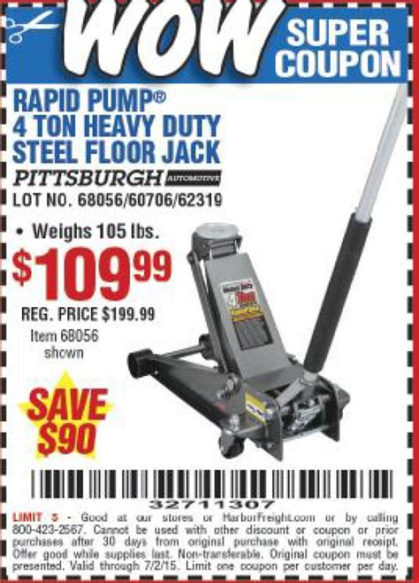 Tools 4 Flooring Coupon harbor freight tools coupon database free coupons 25