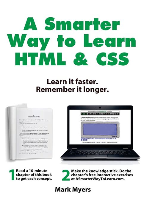 Pdf Smarter Way Learn Html Css a smarter way to learn html css learn it
