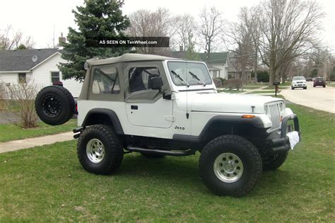 1995 Jeep Wrangler Transmission 1995 Jeep Wrangler