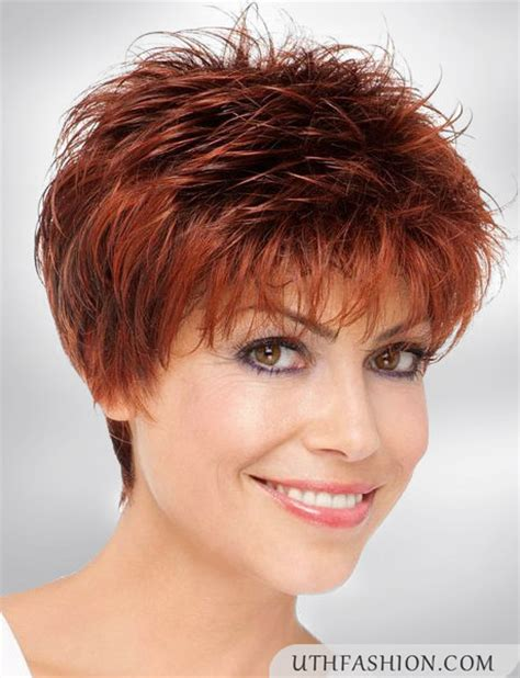 funky super short haircuts for heavy set women short hairstyles for older round faces hair styles