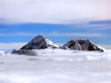 Самая высокая гора в мире фото название