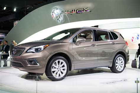 buick envision in usa autos post