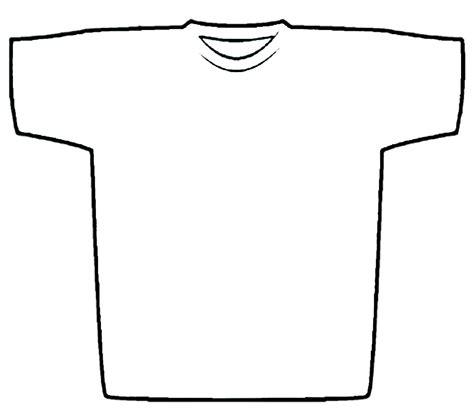 shirt pattern clip art t shirt shape template clipart best