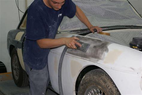 Auto Lackieren Anschleifen by Oldtimer Lackieren Aber Richtig Perfekte Vorbereitung