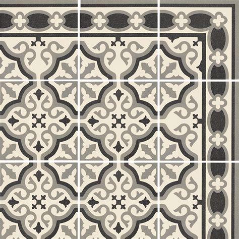 Carreaux De Ciment Blanc by Carrelage Imitation Carreau Ciment Sol Et Mur Blanc 20 X
