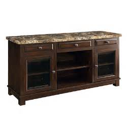 tv stands at big lots 52 quot faux marble tv stand big lots