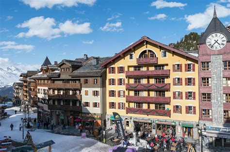 le arc vacances premium residence arc 1950 le les arcs hotel reviews