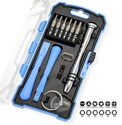 Repair Tool Smartphone cell phone repair tools 17 pc precision iphone repair kit magnetic pro smartphone tool set