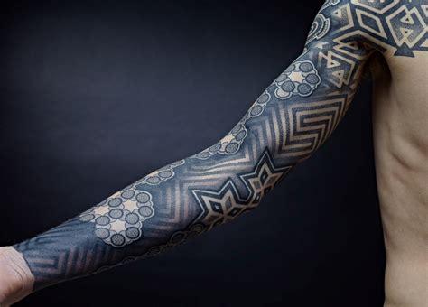 #tattoofriday ? 40 tatuagens geométricas