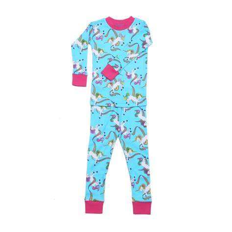 Set Piyama Unicorn unicorn pajamas clothing