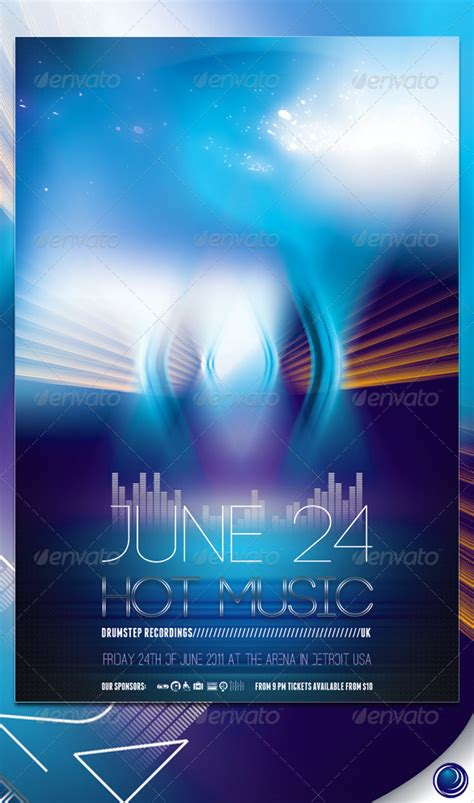 19 Flyer Backgrounds Psd Template Images Free Psd Flyer Templates Free Club Flyer Templates Club Flyer Templates Photoshop