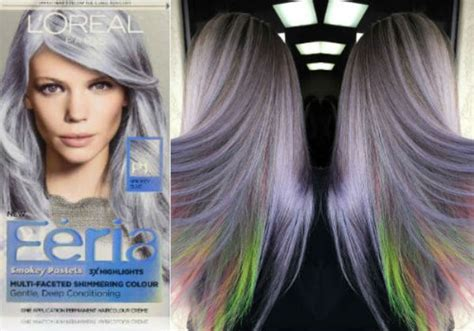 is feria good dye for grey image gallery l oreal silver hair color