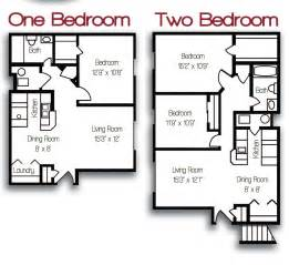 House Plans With In Apartment by Floor Plans Worthington Ridge Apartments