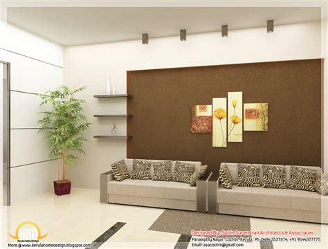 beautiful  interior office designs kerala home
