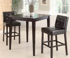 Pub Height Dining Room Sets Seth Bar Height Dining Set