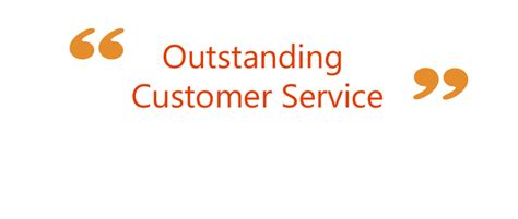 outstanding customer service quotes quotesgram