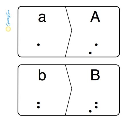 printable braille alphabet flash cards free printable alphabet matching game with large print and