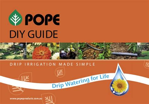 drip irrigation  simple    guide
